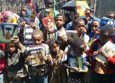 Support orphan children in Ethiopia