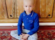 Save Garrybay's life with neuroblastoma