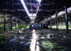 Dokumentarfilm `Die 10 interessantesten Lost Places Europas´
