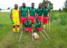 Cameroon national amputee football team