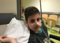 Le combat de Matthias contre le cancer