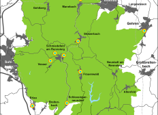 e-Mobilitaet UNESCO Biosphärenreservat Thüringer Wald