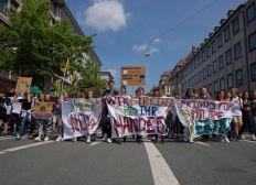 FridaysForFuture Bielefeld - Photoausstellung im Rathaus