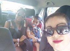 Aider Lucas 3 ans et Helena 12 ans pour être auprès de leur maman hospitalisée en attente d'une greffe en Métropole