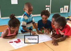 Scolarisation pour un enfant malgache
