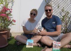 Mission de solidarité internationale - Pierre et Estelle au Togo