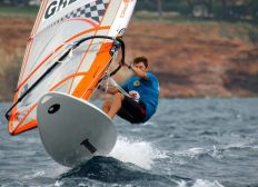 Young Talent in Windsurfing