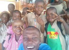 Construction d'un orphelinat pour l'association Wisdom House à Gati, Togo