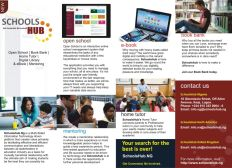 SchoolsHub Support for Primary and Secondary students
