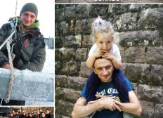 Support for Cosmin - Dad, Husband and Part of the C44 Family!