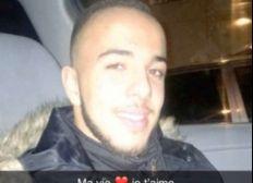 Quête en solidarité de la famille du jeune Habib des Minguettes ( Vénissieux), décédé suite à ses graves blessures