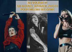APPAREIL PHOTO pour MILENA DELORME - Au voleur, au voleur !!!