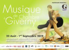 Soutien au Festival MUSIQUE DE CHAMBRE A GIVERNY
