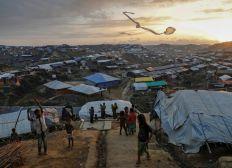 Energie aus Plastikabfall für das größte Flüchtlingslager der Welt