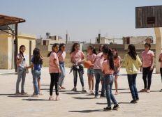 Sommercamp Homs/Syrien