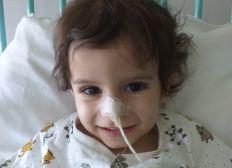 Aidez nous à sauver Yanis 2ans, tumeur du cerveau