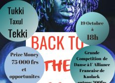 SOUTENIR LE FESTIVAL BACK TO THE ROOTS KAOLACK POUR LA DEUXIEME EDITION