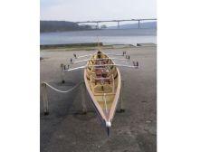 Un bateau pour les 60 ans de l'Aviron Sport Choletais