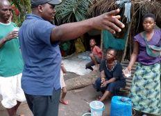Aides aux Familles deplacées de la Crise anglophone au Cameroun