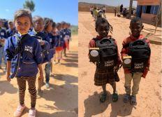Eclairons le chemin des écoliers malgaches!
