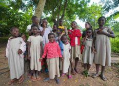 Une École Pour Les Enfants D'Agbatoe