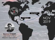 Traverser l'Atlantique à la rame en équipage de 6