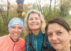 Gazelles de l'Ouest CMH - trek rose trip 2019