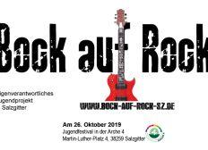 Bock auf Rock - eigenverantwortliches Jugendfestival in Salzgitter