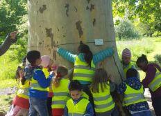 Hilfe für den Kindergarten Hand in Hand