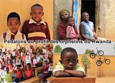 Pédalons au profit des orphelins du Rwanda