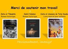 Zaïre et Théophile, tome 2 - L'Histoire continue...