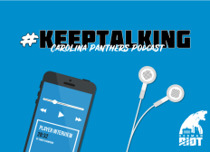 #1 Carolina Panthers American Football Podcast Deutschland