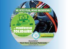 Numérique Solidaire - Achat d'un véhicule utilitaire
