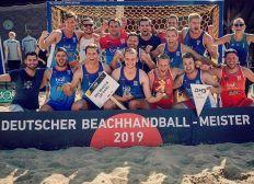 BADG Münster zum EHF Champions Cup 2019 nach Italien