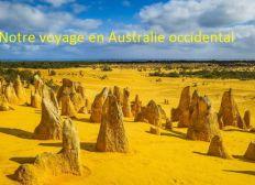 L'Australie,mon rêve...