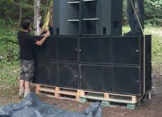 Soutien champitek sound system