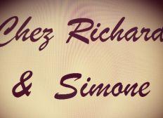 """Pour l'ouverture du snack """"Chez Richard & Simone"""""""