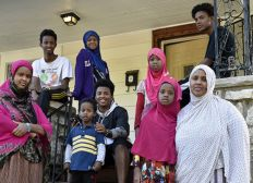 Muslim family need help