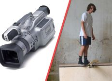 Caméra pour études de cinéma