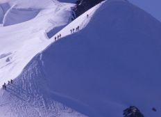 Projet Mont Blanc Clément