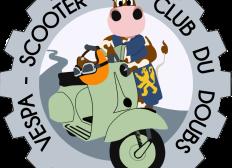 Paris-Nice 2019 Vespa Club du Doubs
