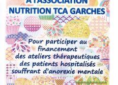 Dons pour l'Association NUTRITION TCA  GARCHES  PAULINE
