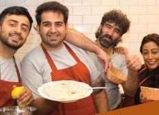 Help CUISINE LAB fund a kitchen to provide refugees culinary training and income through catering