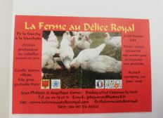 Soutien d une exploitation fermiere en Auvergne