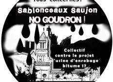 Soutien au collectif Sablonceaux Saujon Non Goudron !