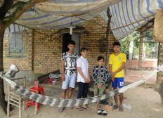 Collecte solidaire pour aider une famille vietnamienne dans la détresse