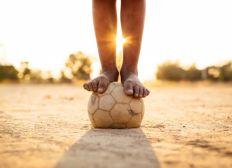 El sueño futbolistico