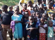 Education for Mityana kids