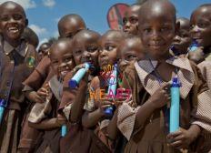 Aidez-nous à offrir l'accès à l'eau potable pour une école au Kenya.
