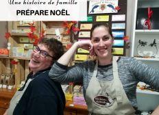 Une histoire de famille prépare Nöel